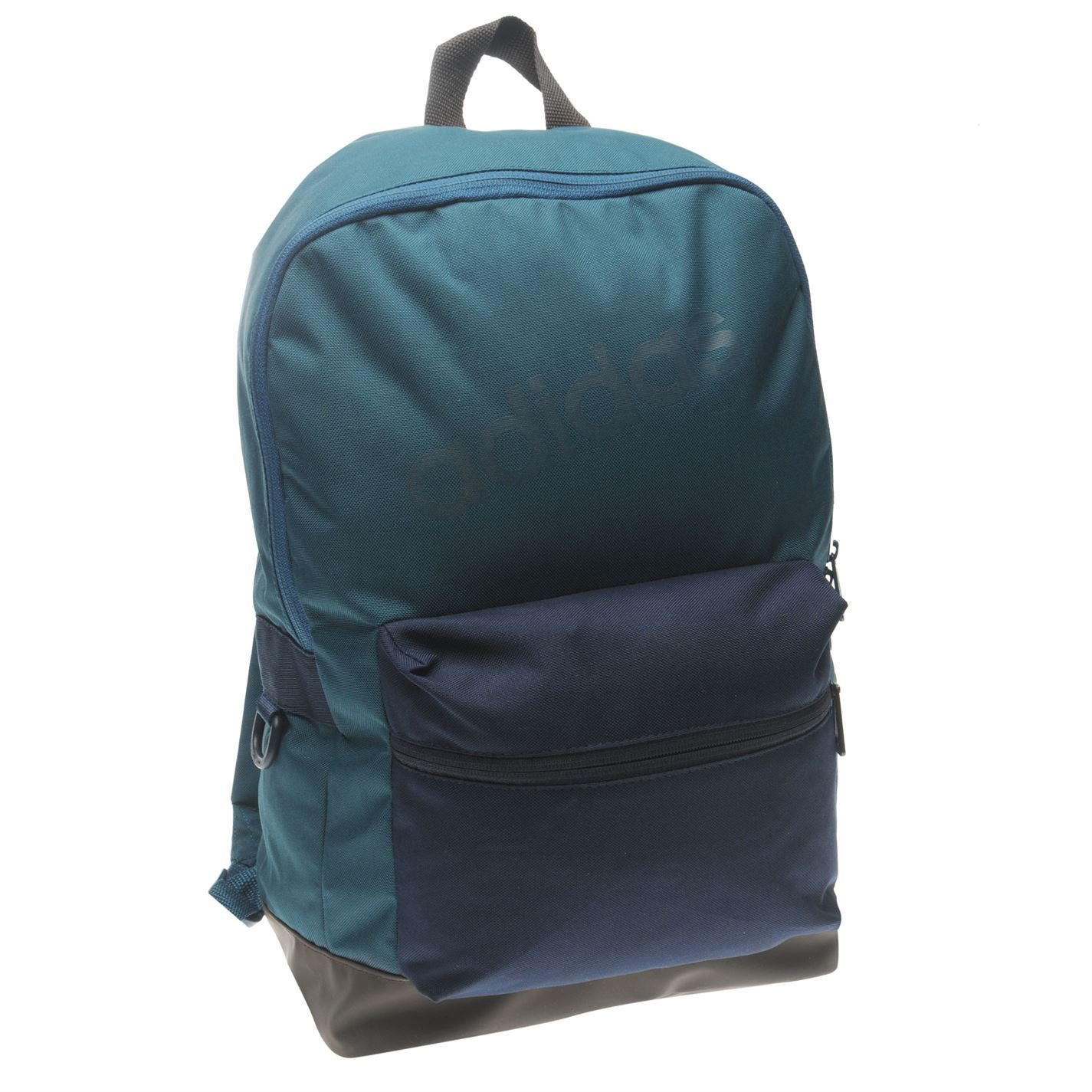 c4e5586902e01 The adidas Daily Backpack is designed with a large zip up compartment with  internal pouch, a zip pocket to the front and two side D rings, making it  ideal ...