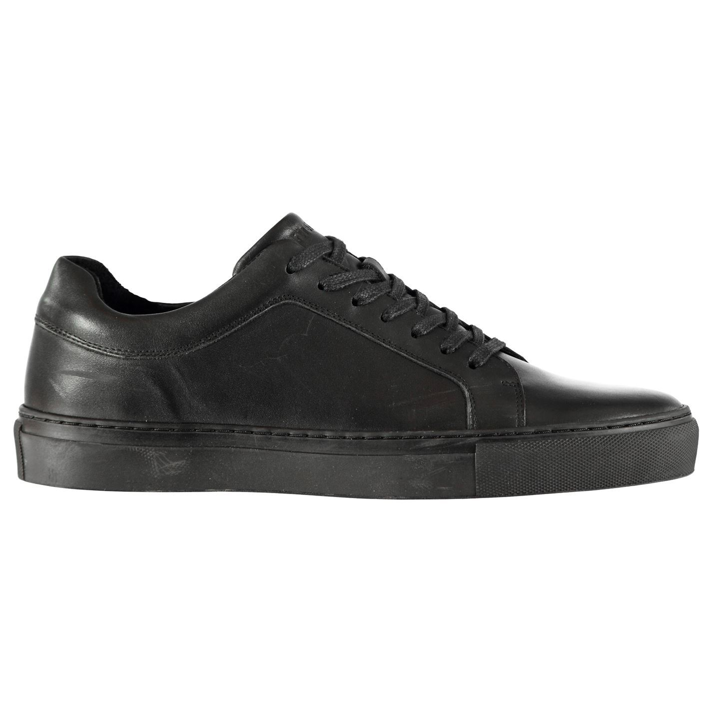 Firetrap Gents Altona Sneakers  Uomo Gents Firetrap Niedrig Laces Fastened Comfortable Fit Tonal e0d28e