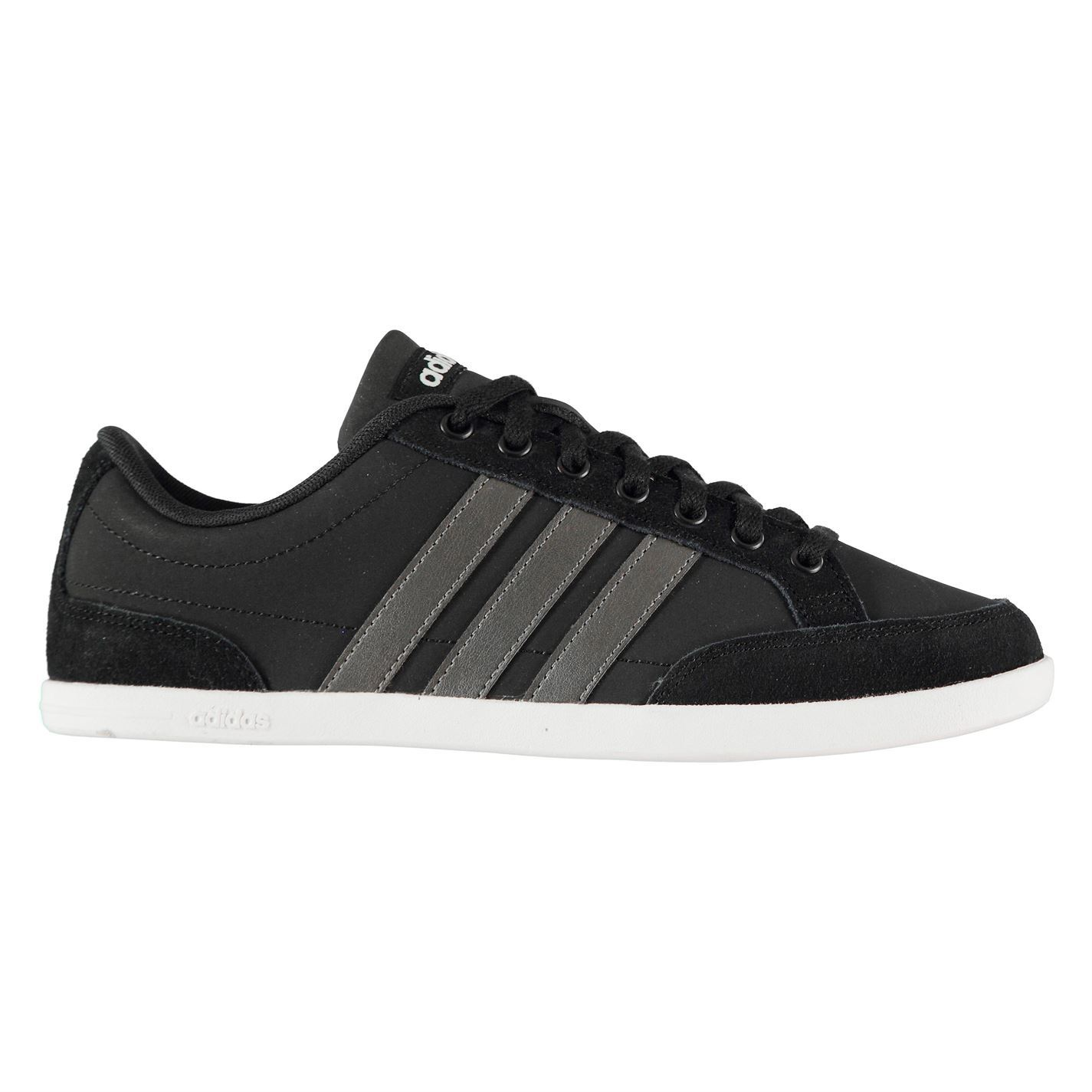 Adidas Suede  Uomo Caflaire Trainers Suede Adidas Lace Up Padded Ankle Collar Lightweight b526a6