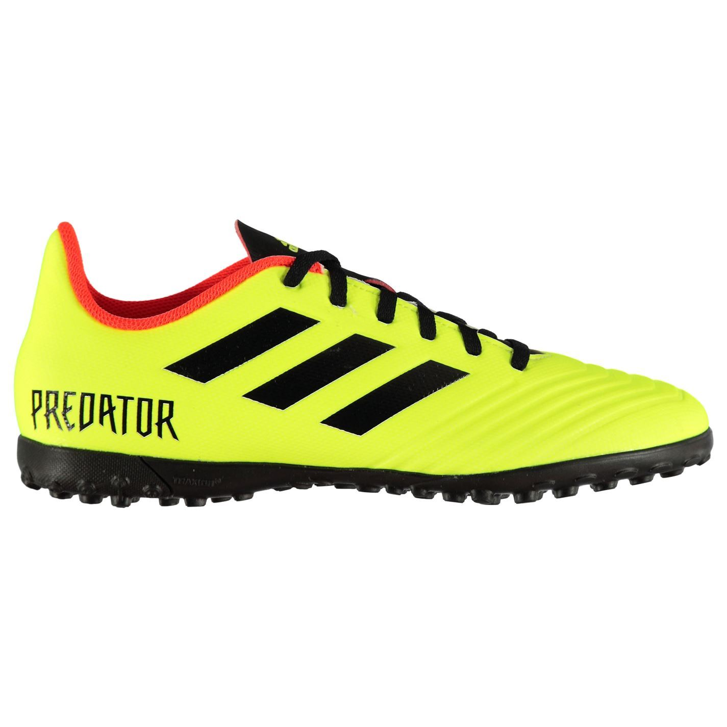 adidas Mens Predator Tango 18.4 Astro Turf Trainers Football Boots Lace Up 9253b3d19277