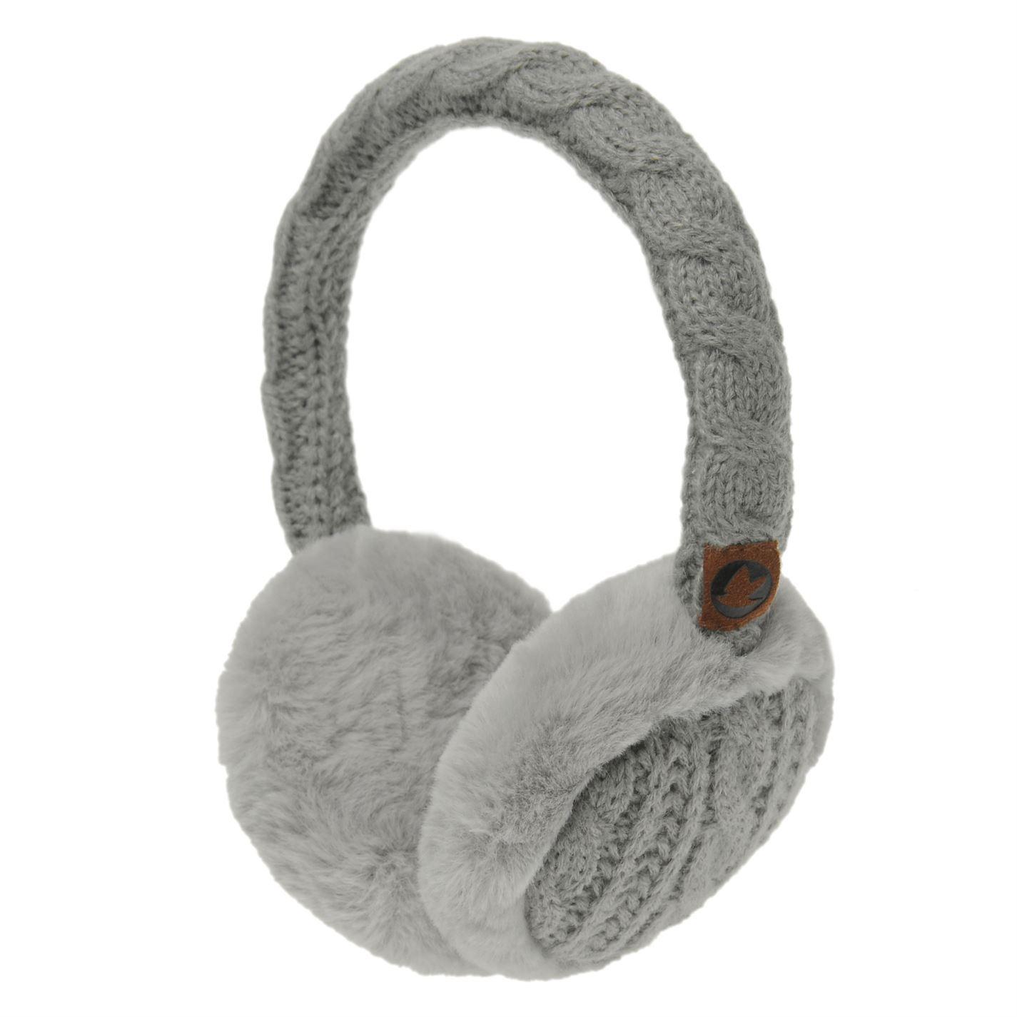 soulcal womens thaw earmuffs ear muffs winter warm faux. Black Bedroom Furniture Sets. Home Design Ideas