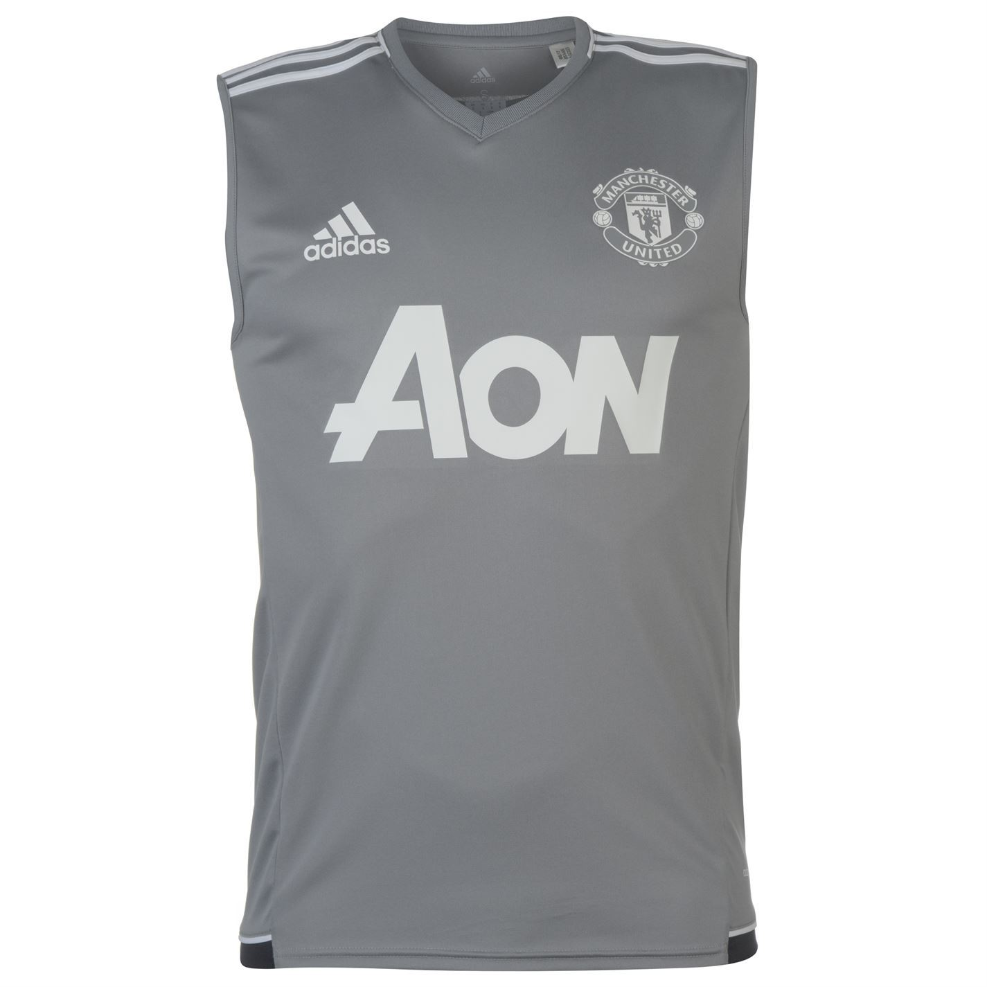 e0670b8a78e This Mens adidas Manchester United Training Top has been crafted with  ClimaCool technology which draws sweat away from your skin to keep you dry  whilst also ...