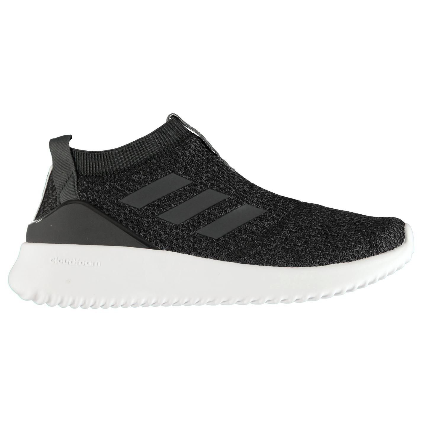 adidas Womens Ultimatafusion Trainers Runners Laceless Knit Knitted Memory Foam Great discount