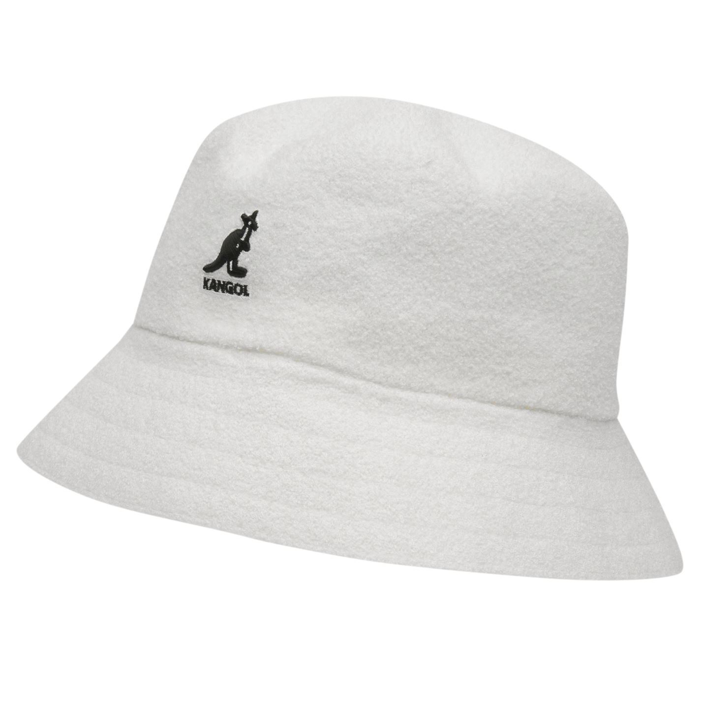 Kangol Boucle Bucket Hat Mens Gents | eBay