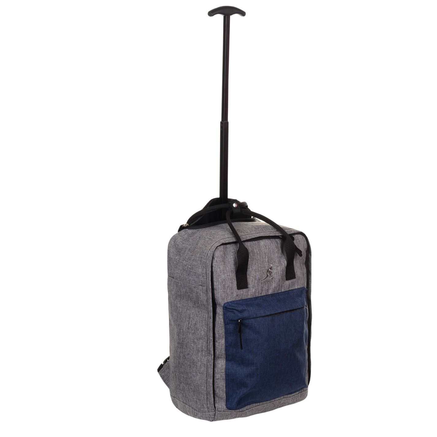 ... Suitcase Lightweight Sport. Kangol 2in1 Cabin Case This 2 in 1 Cabin  Case features a versatile design that allows you to wear as a backpack or  the ... 308c5e489