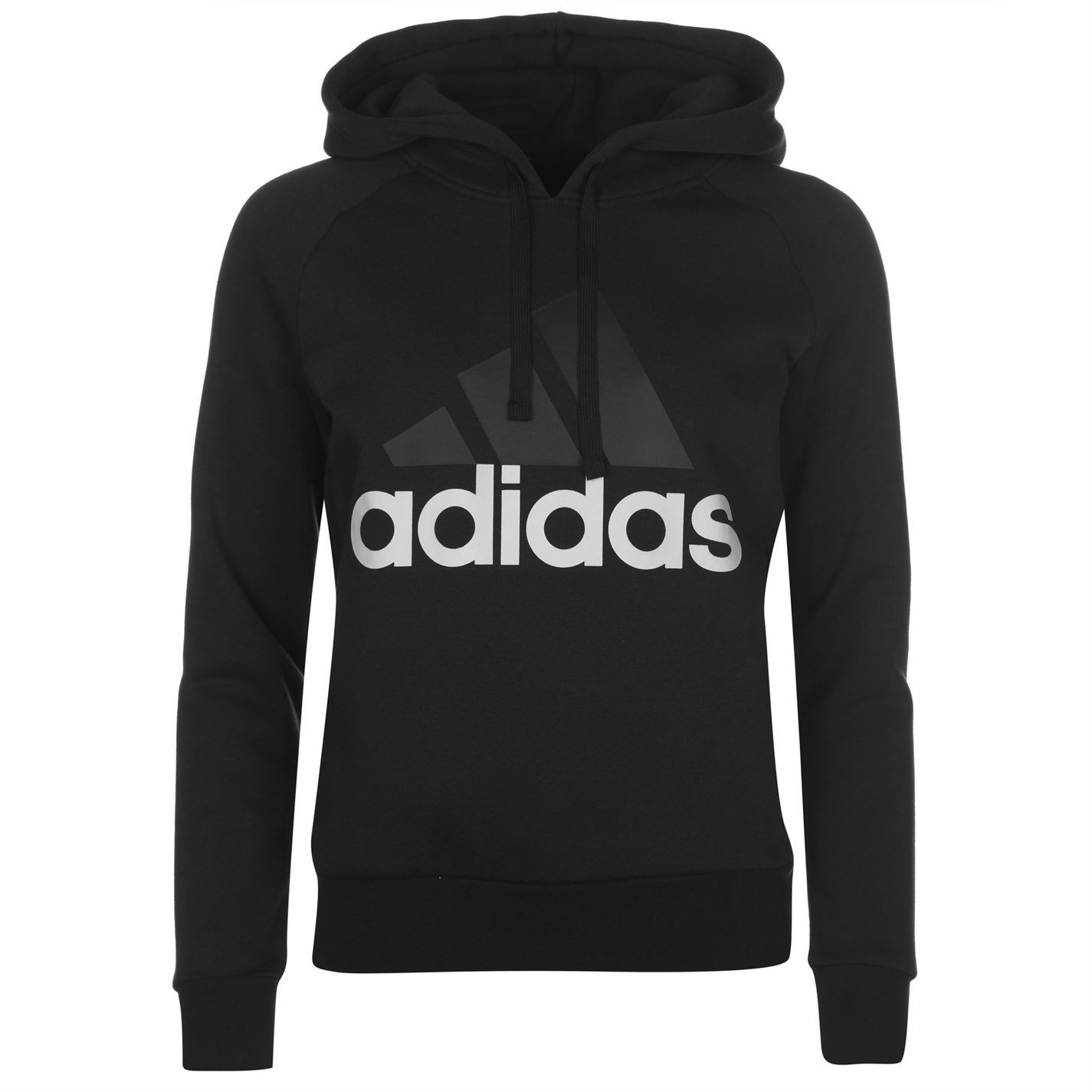 149f74105f74 adidas Linear Over the Head Hoody Ladies Enjoy an iconic wear in comfort in  the adidas Linear Over the Head Hoody - an over the head design with a ...