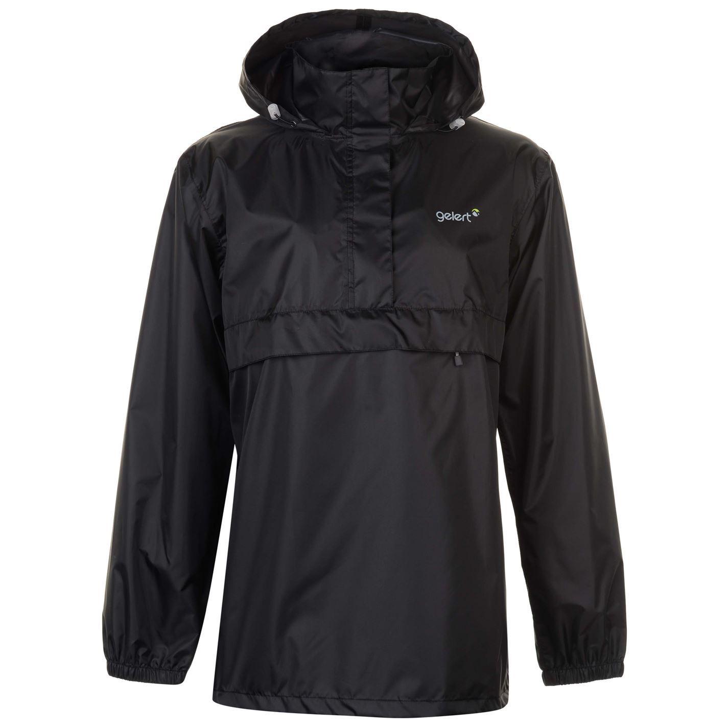 Gelert Packaway Smock Mens Gents Water Repellent Jacket Coat Top Ventilated