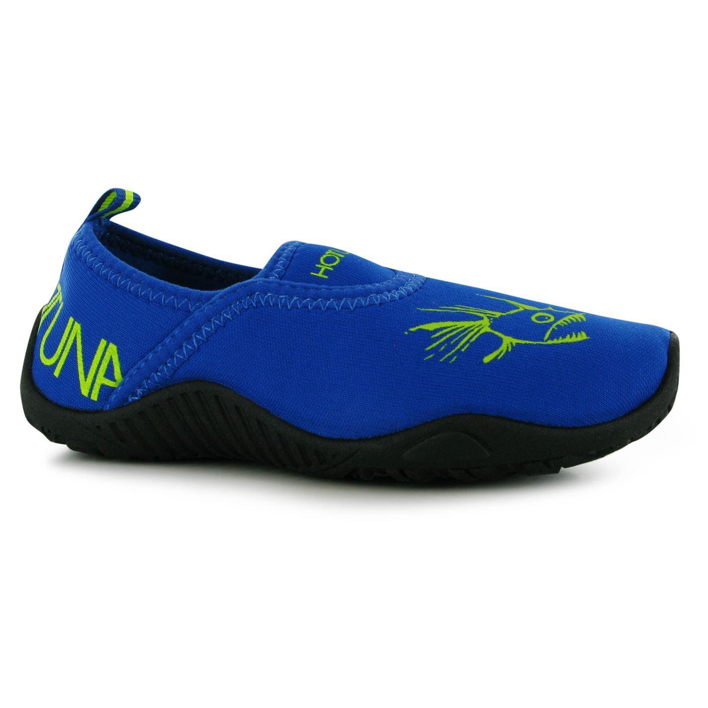 tuna splasher shoes slip on pull tab water sports