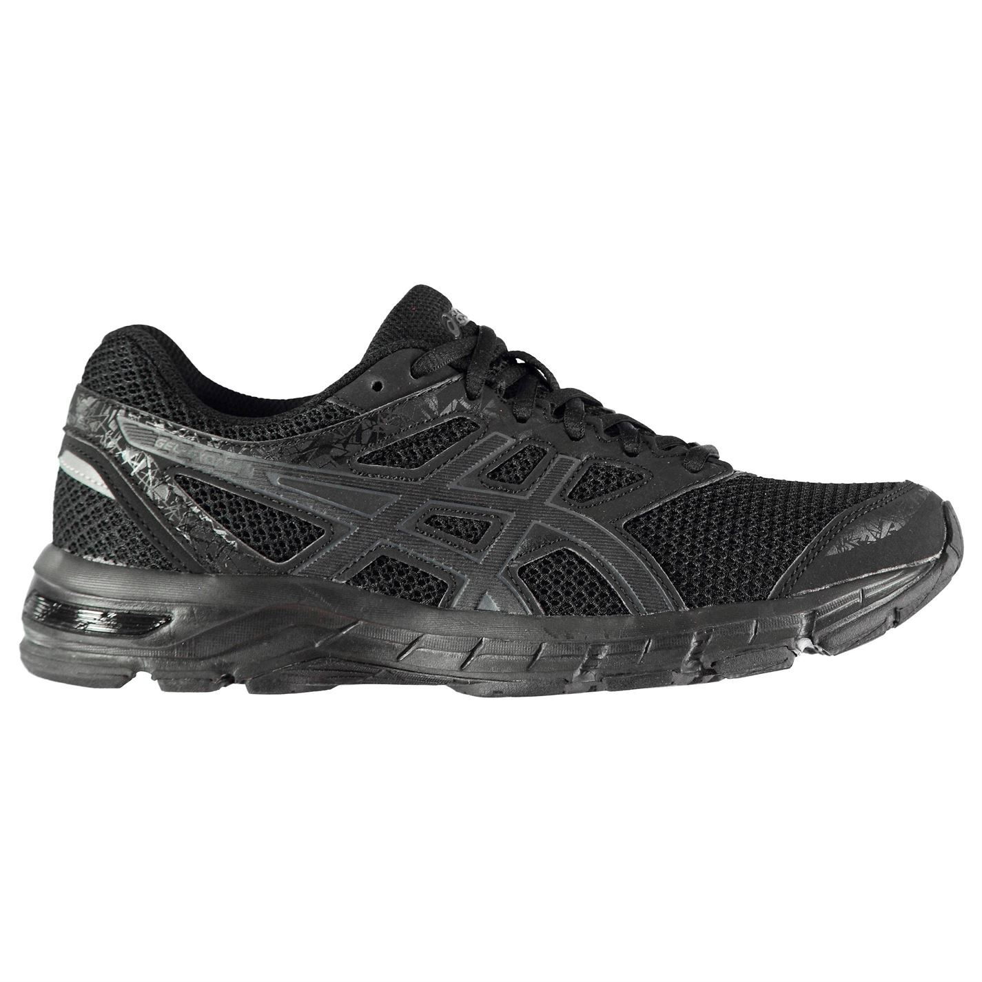 Asics hommes Gel Excite 4 Running Trainers Road Chaussures Lace Up Breathable Padded