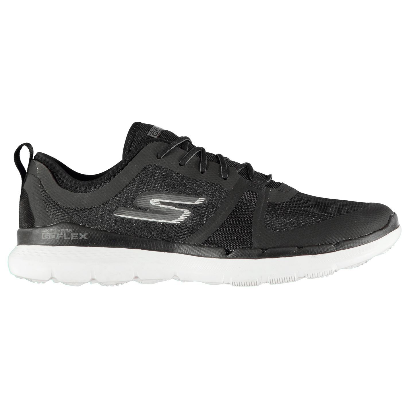 Skechers Lace Womens Go Flex Train Runners Lace Skechers Up Lightweight Shock Absorbing ecaddf