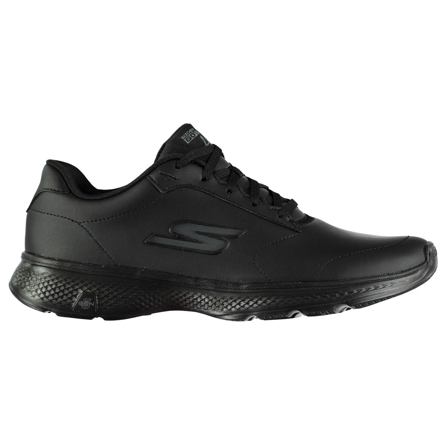 Skechers Trainers Mens Go Walk 4 Trainers Skechers Runners Lace Up Lightweight e32024