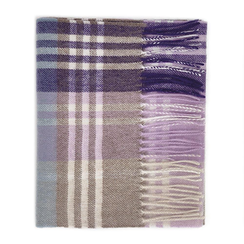 Kiltane-of-Scotland-5-Cashmere-95-Lambswool-Multicolour-Scottish-Tartan-Scarf thumbnail 10