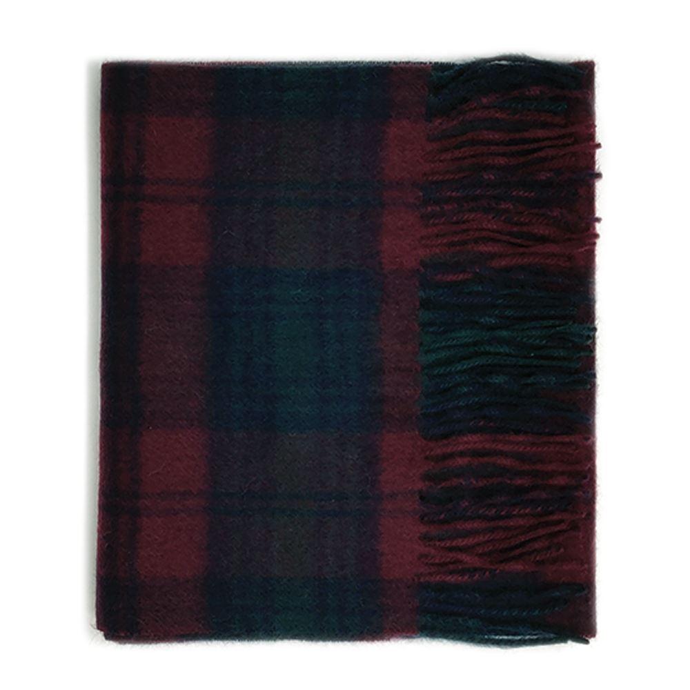 Kiltane-of-Scotland-5-Cashmere-95-Lambswool-Multicolour-Scottish-Tartan-Scarf thumbnail 4