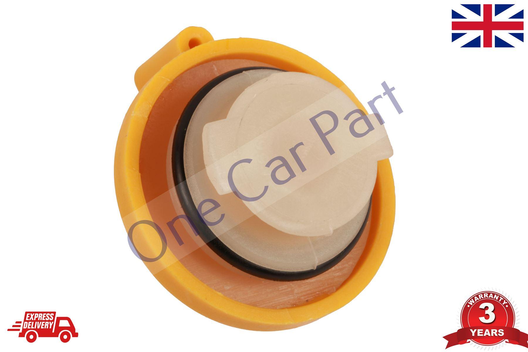 MEGANE OIL FILLER CAP 8200062947 Brand New MODUS