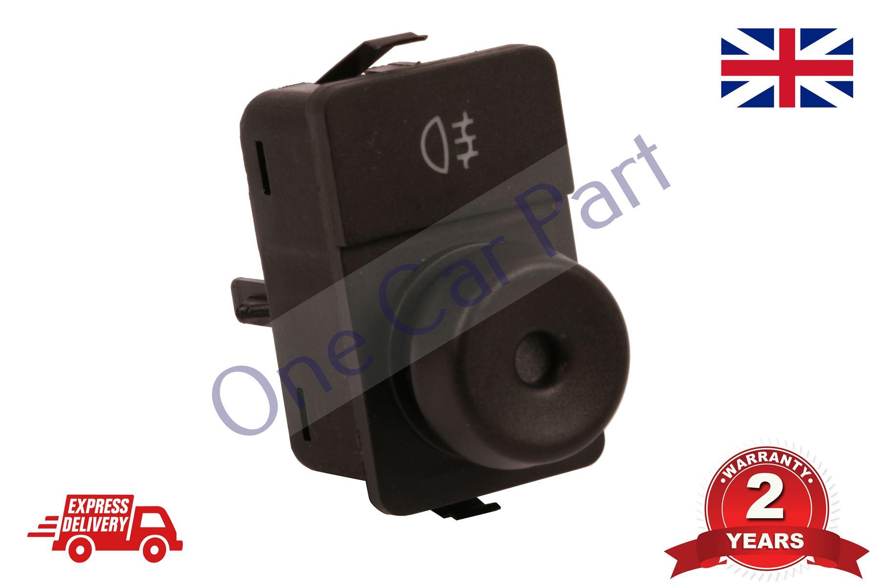 New Foglight Control Switch Ford Transit Mk5 Tourneo Rear