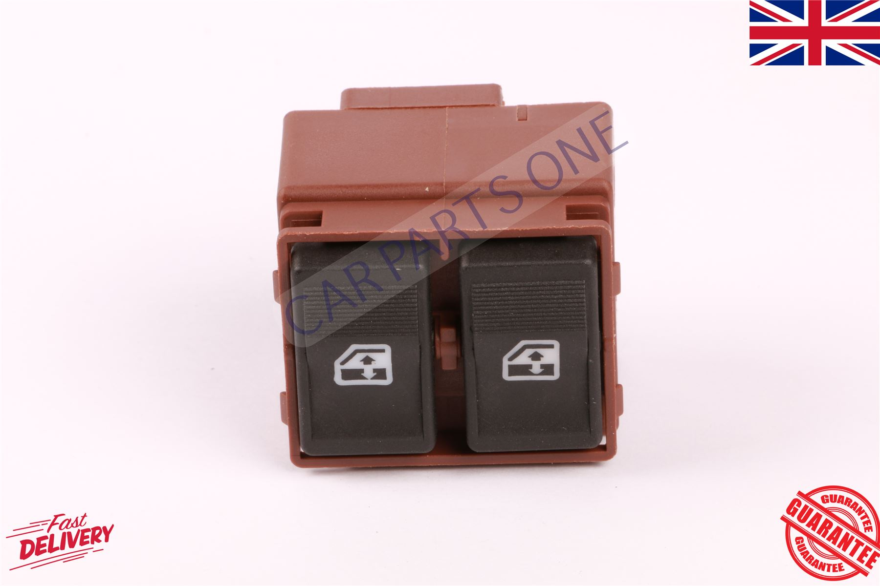 #6 PIN UNIVERSAL ELECTRIC WINDOW CONTROL SWITCH  #VW VOLKSWAGEN