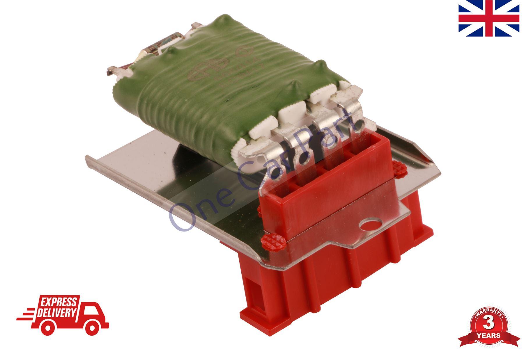 SmartSense Heater//Blower Motor Fan Resistor for VW Passat B2 B3 B5 B6 1997-2005