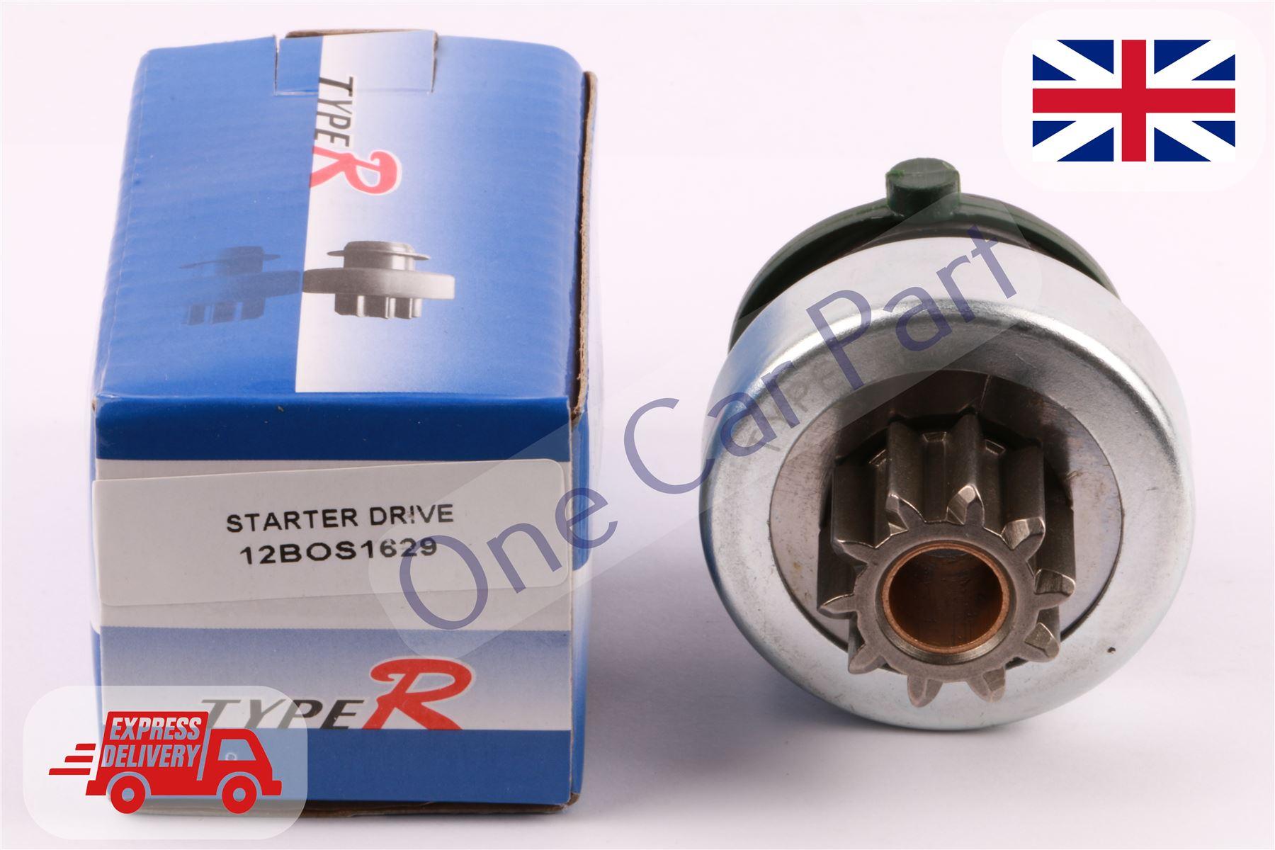 motor de arranque//Starter sd6076 para Mercedes-Benz As-PL libre para moverse engranajes