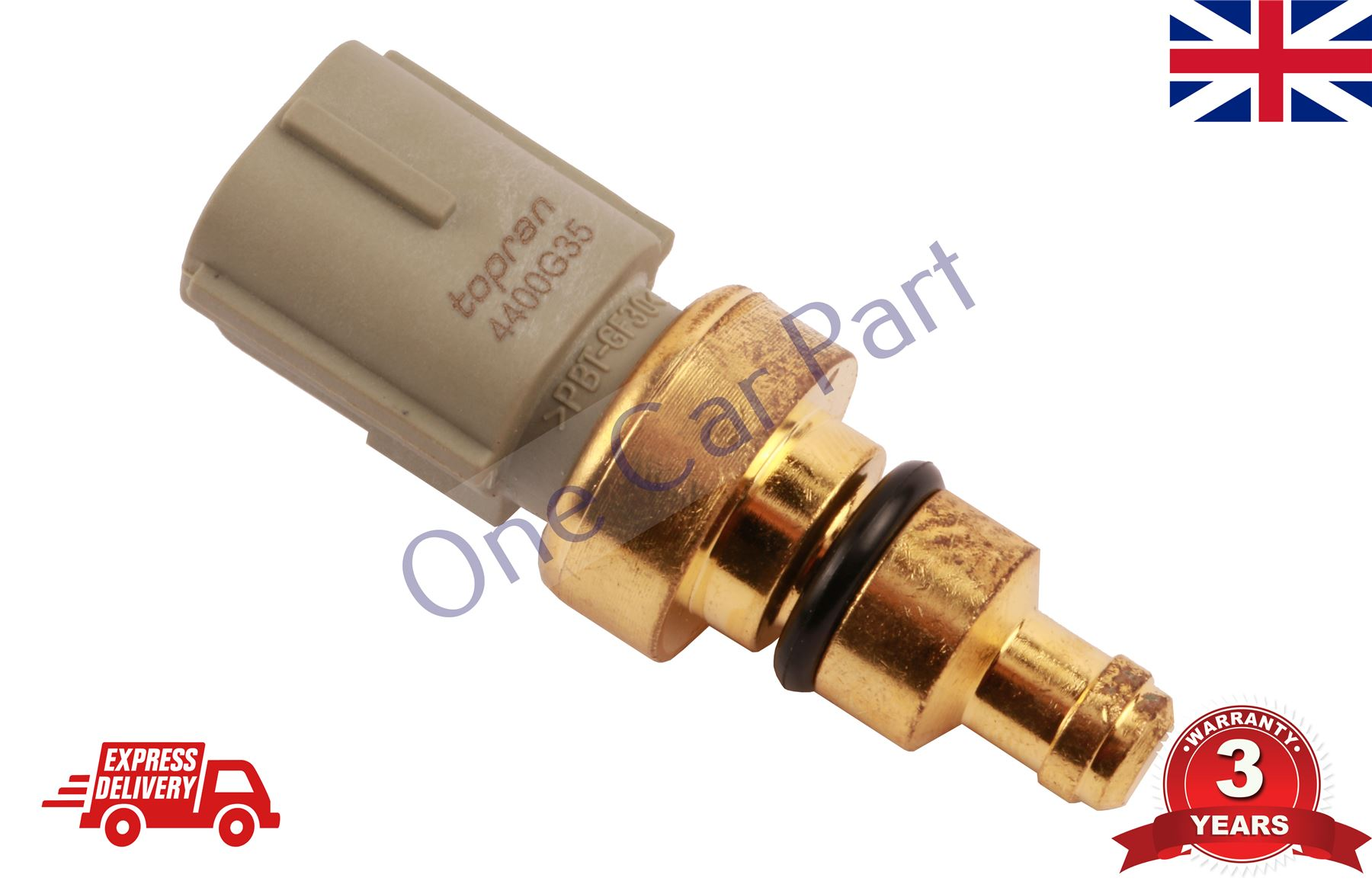 Water Temperature Sensor 1089854 XS6F-12A648-BA Coolant Switch For Ford