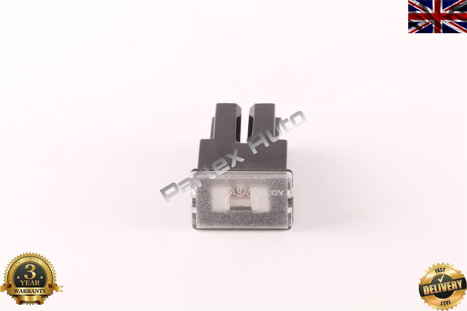 12 V 24 V 32 V Volt 80 A Amp Mâle Noir PAL Slow Blow Fuse japonais voiture Jaso 0612