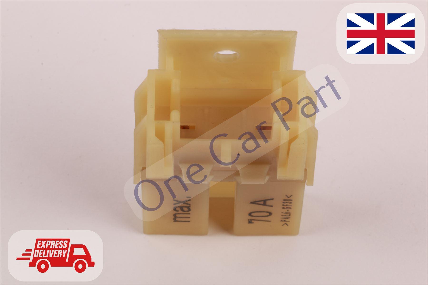 Single Fuse Box Maxi Hidromek Jcb Heavy Equipment Ebay Description