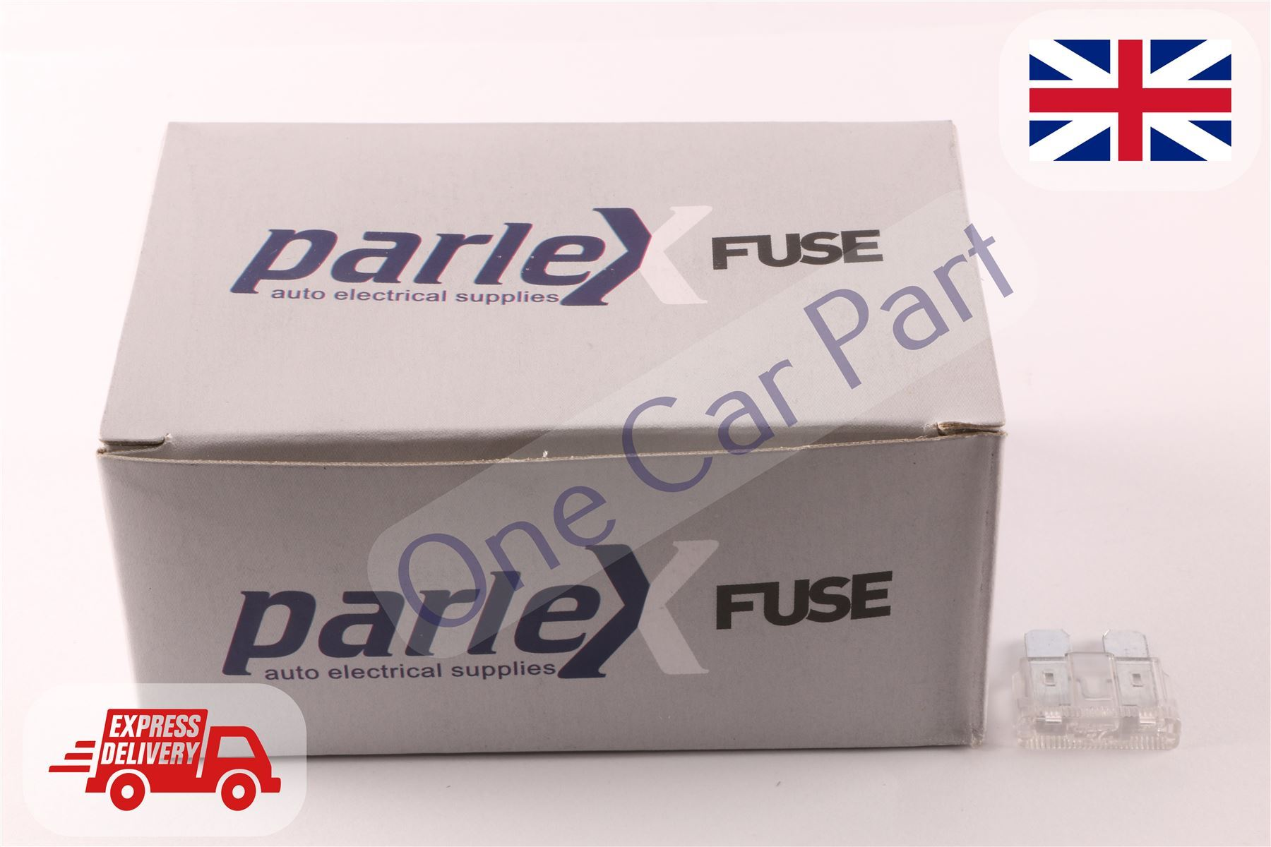 5x Blade Fuses Car Van Boat Tractor Auto Electrical Standart 25 80 Fuse Box Amper