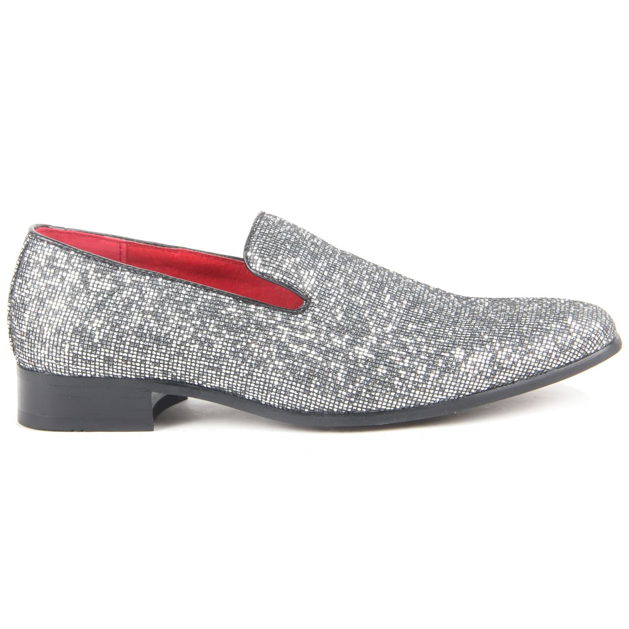 How To Wear Glitter Oxford Shoes