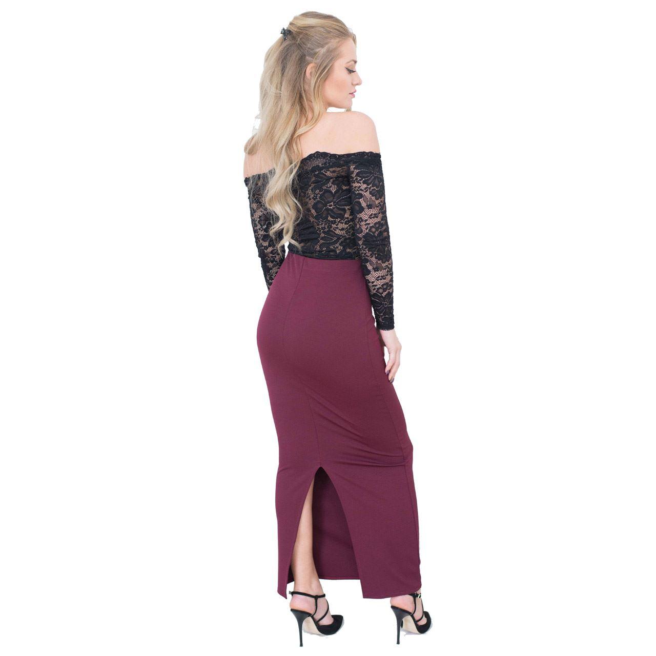 Ribkoff long maxi bodycon skirt albuquerque overnight shipping