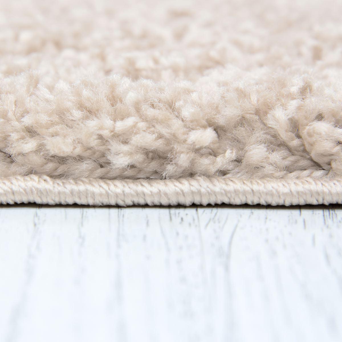 Alfombra Peluda Oxford Terracota 5 cm Calidad Suave Esponjoso no derramar gruesas alfombras.