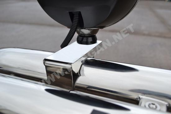 Mm quot stainless steel spot light clamp brackets bull bar