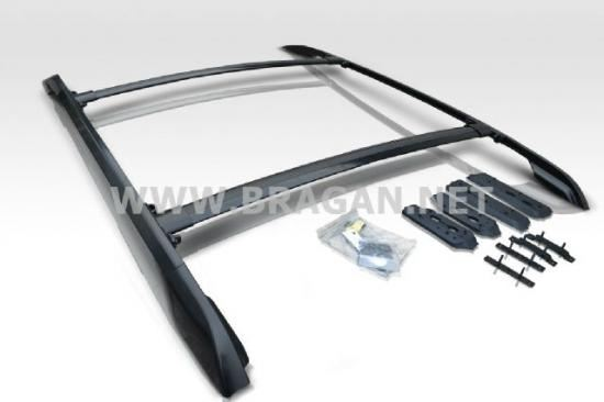 To Fit 2007 2014 Nissan Qashqai Aluminium Roof Rack