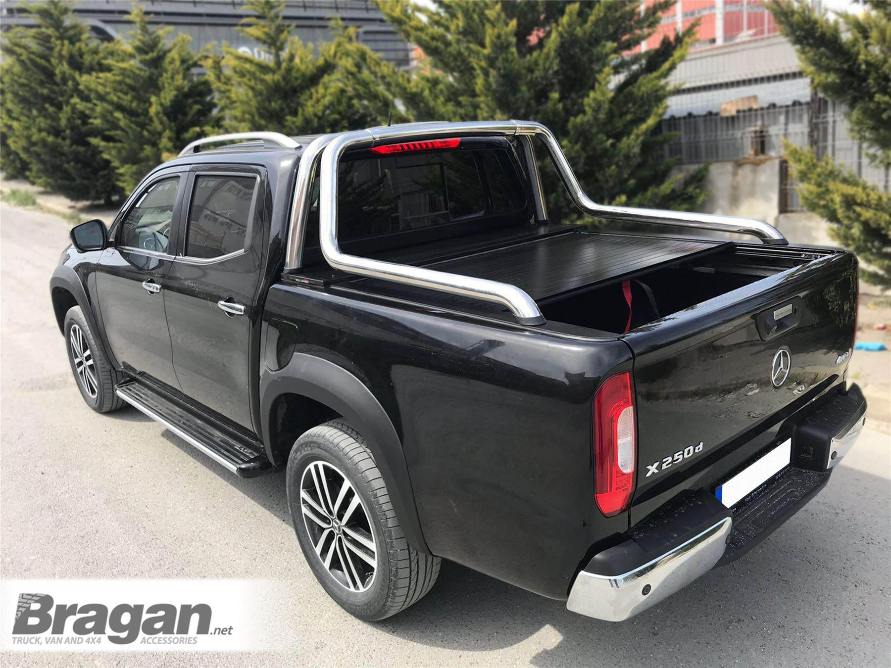 To Fit 2012 2016 Ford Ranger Wildtrak Retractable Rollback Tonneau