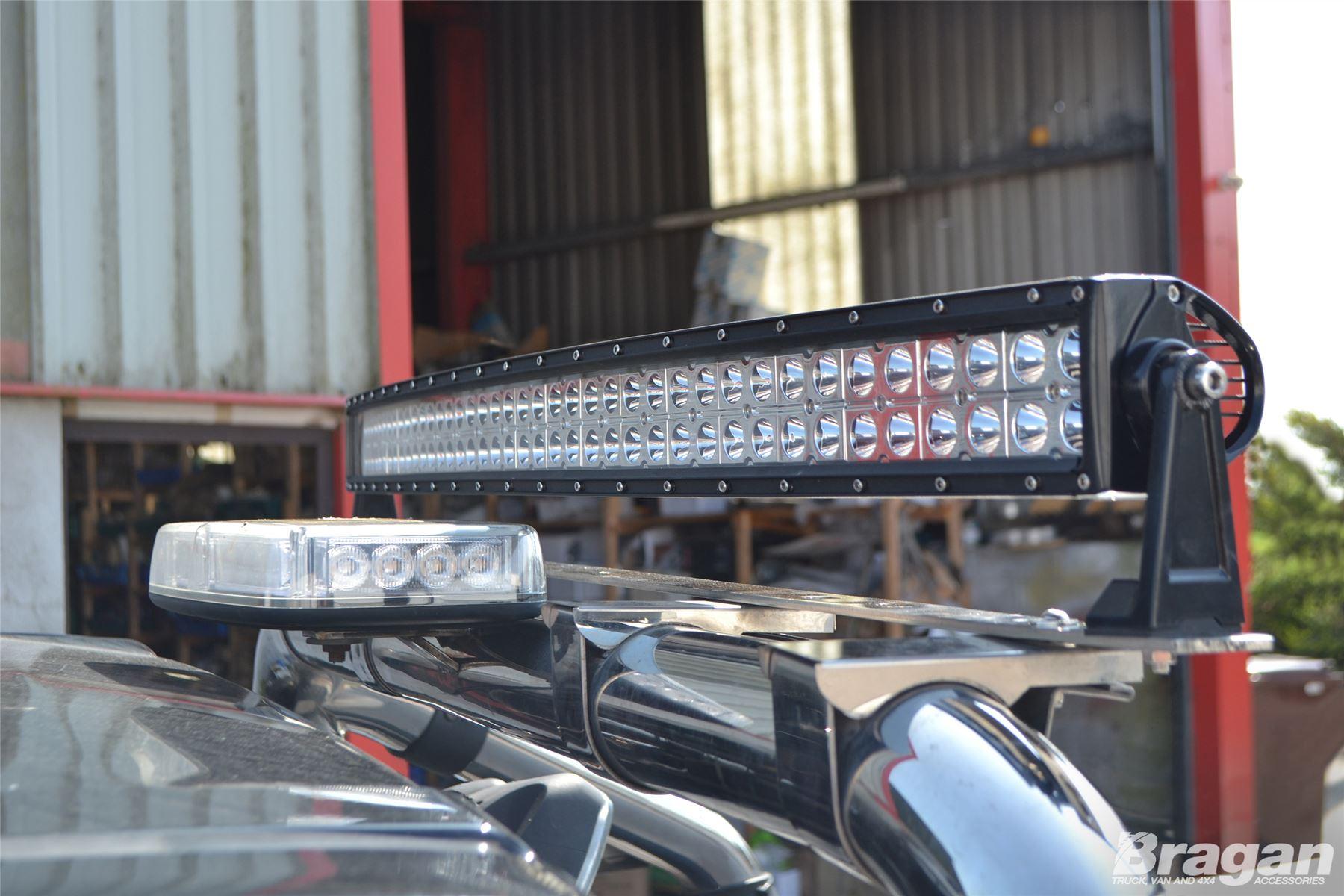 passend für 05-15 Mitsubishi L200 Überrollbügel + LED Bremslicht + ...