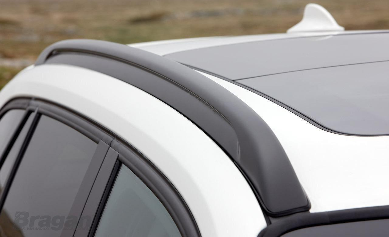 Cross Bars For Vauxhall Zafira Tourer 2011 Integrated