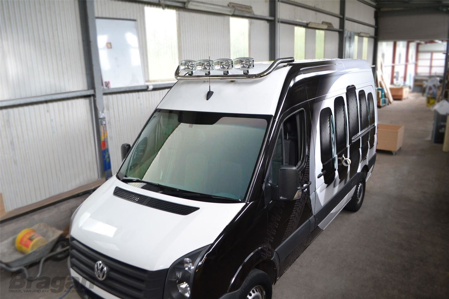 To Fit 07 14 Ford Transit Mk7 Drop Down Medium High Roof