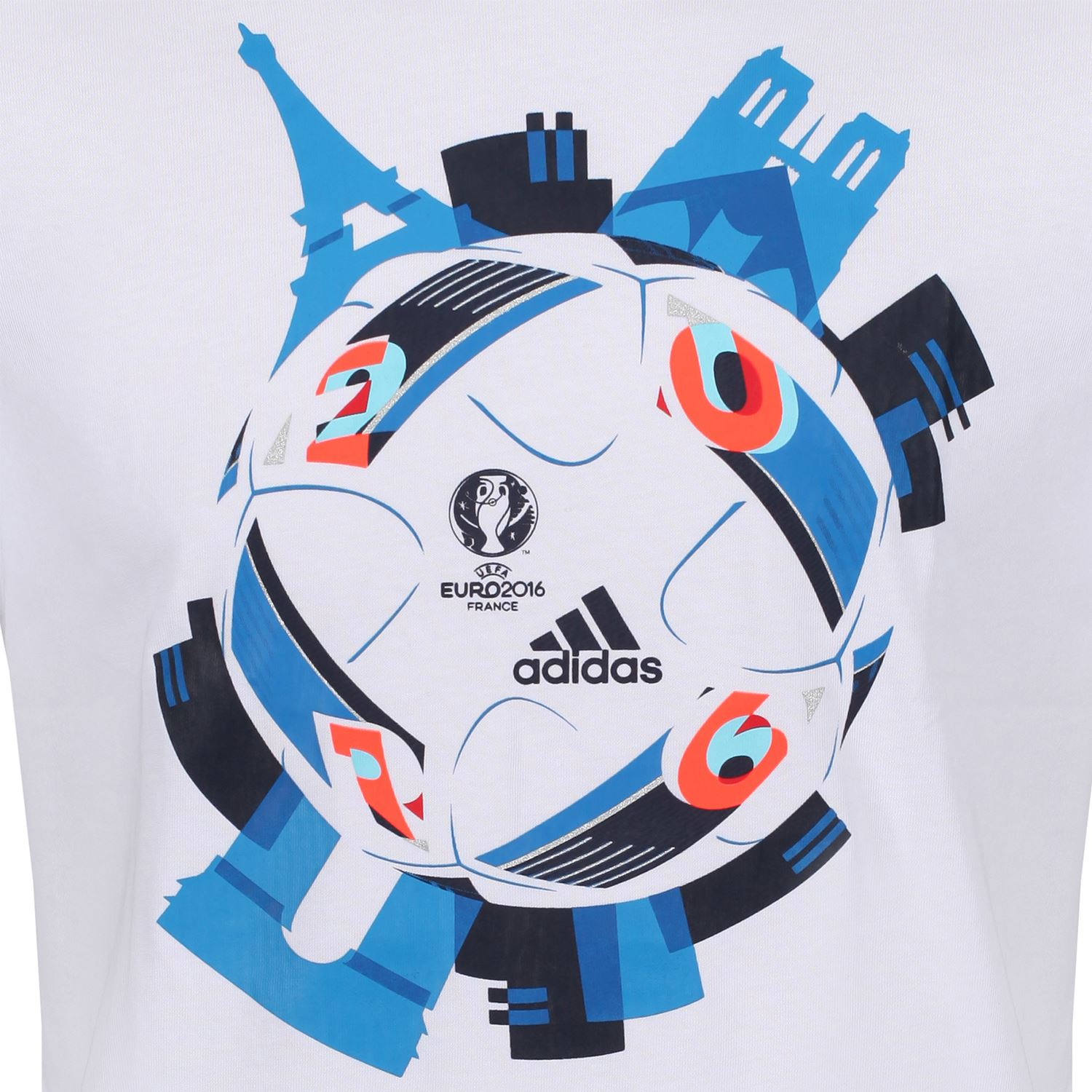 miniature 11 - Adidas-Enfants-Sports-T-Shirt-Garcons-Filles-9-10-To-15-16-ans-football-Crew