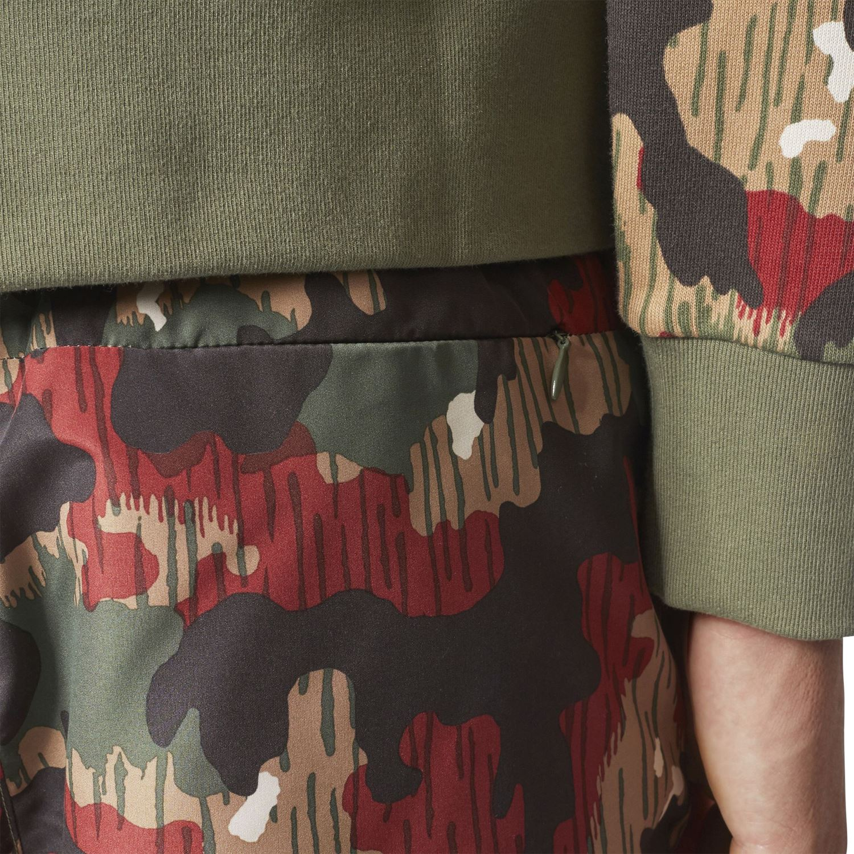 d8a1aefcdee adidas ORIGINALS PHARRELL WILLIAMS HU TRACK PANTS JOGGERS MEN S COMFY CAMO  NEW