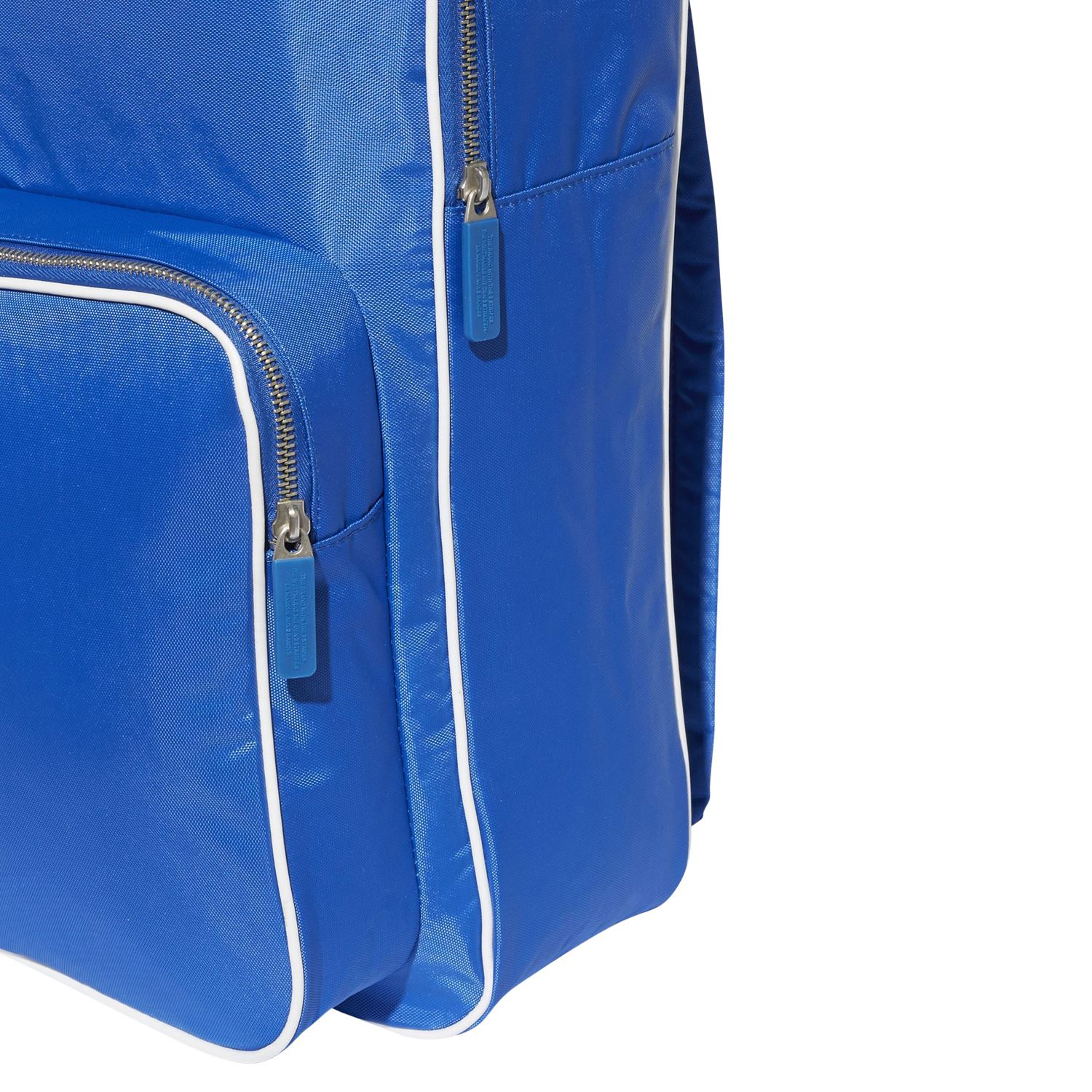 7a8ed943dfbf adidas ORIGINALS ADICOLOR TREFOIL BACKPACK BLUE BAGS COLLEGE SCHOOL  UNIVERSITY