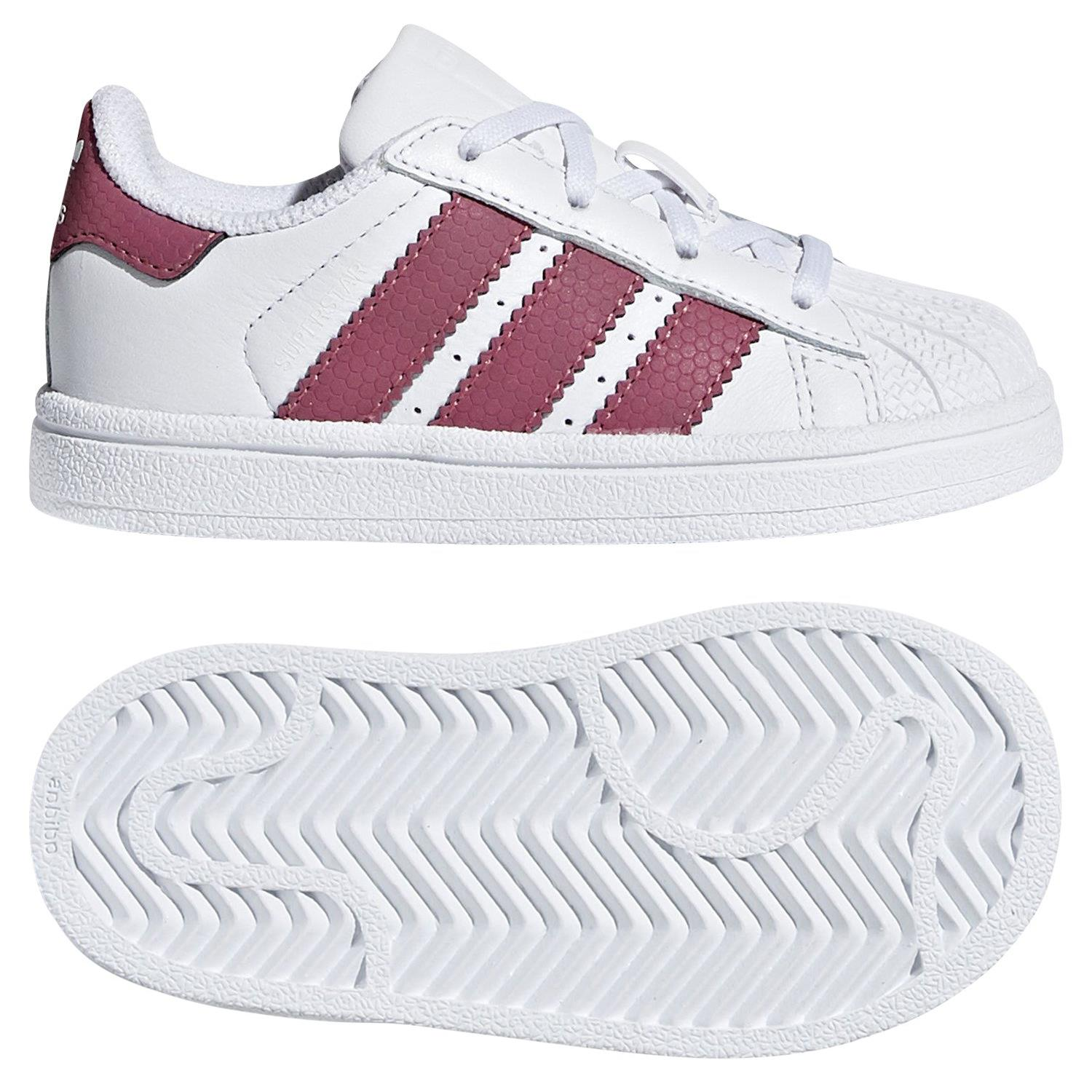boys adidas superstar trainers