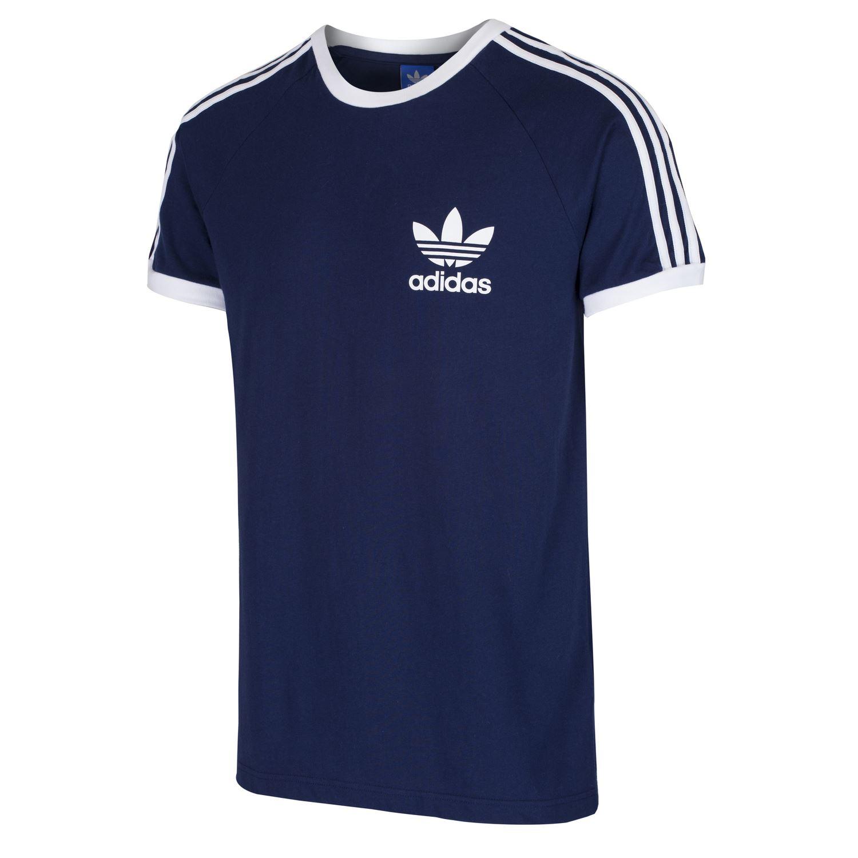 Détails sur Adidas originals sport essentials california tee shirt homme noir blanc bleu marine rouge s xl afficher le titre d'origine