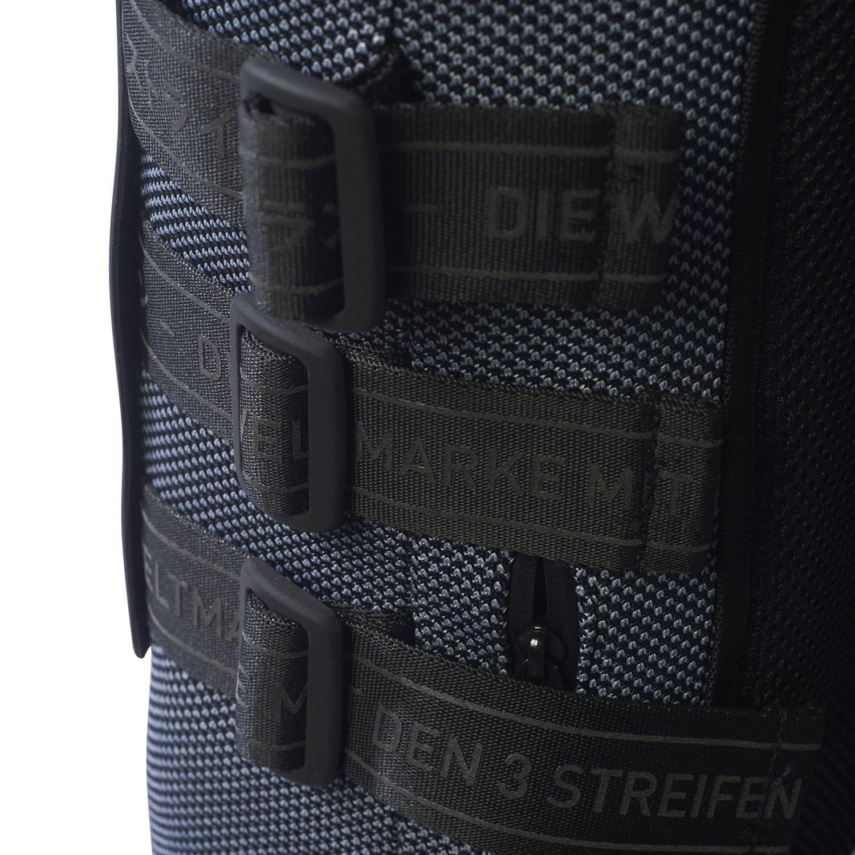Detalhes sobre adidas ORIGINALS MEN'S NMD DAY BACKPACK RUCKSACK BLACK SCHOOL BAG UNIVERSITY NEW