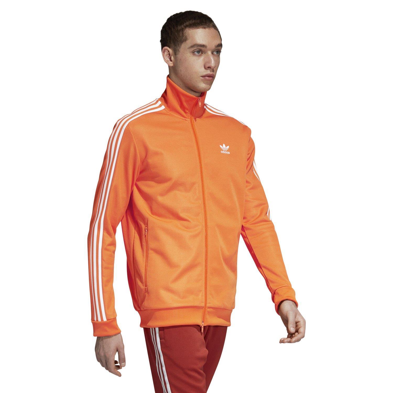 Adidas Originals Beckenbauer Veste De Survêtement Orange Top