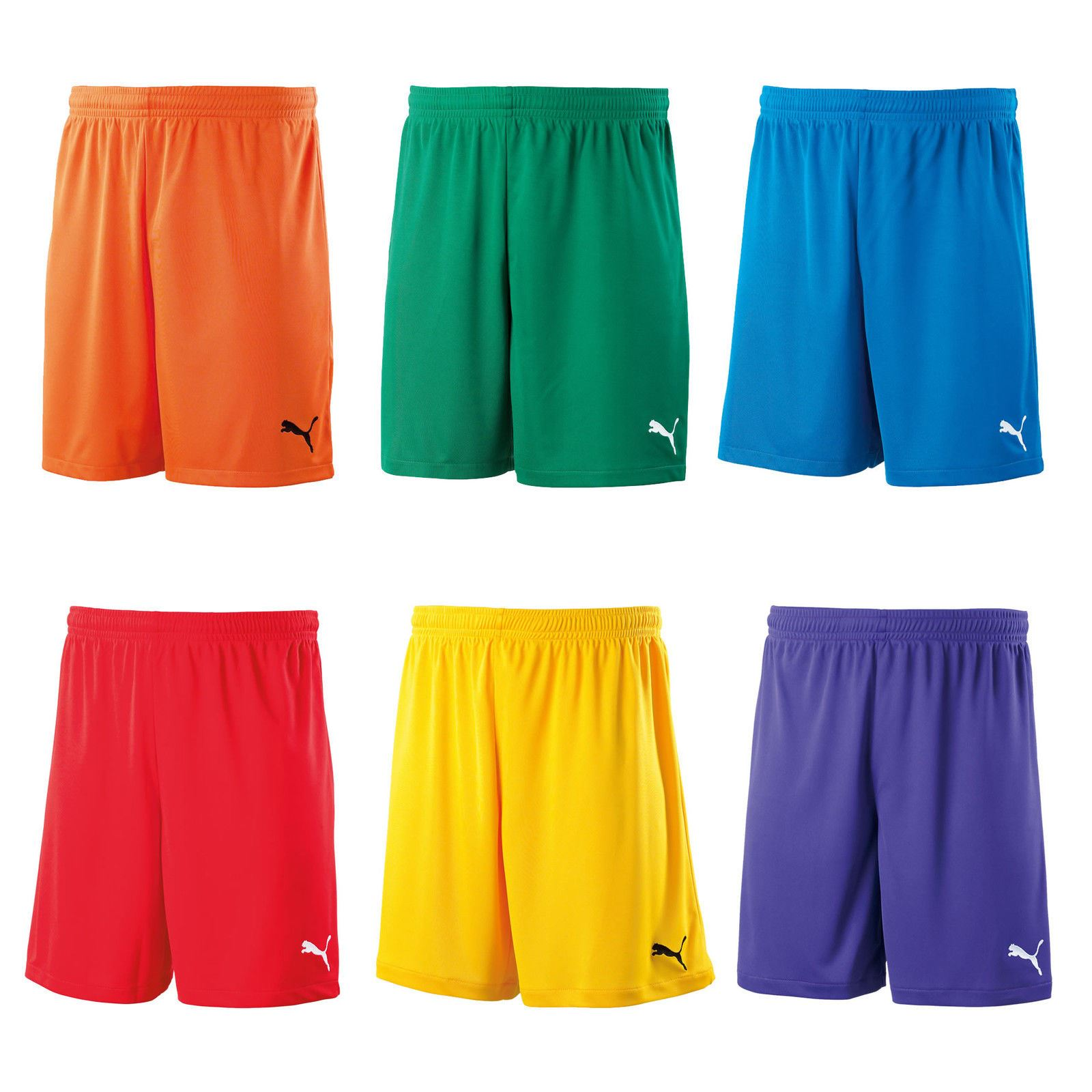 f0f2fea62c73 Details about PUMA VELIZE SPORT SHORTS POLYESTER RUNNING FITNESS BOYS GIRLS  SCHOOL FOOTBALL