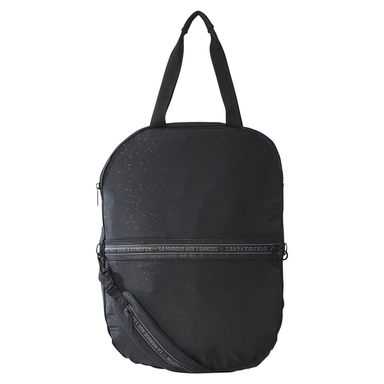 newest 87160 df24a Details about adidas ORIGINALS WOMENS NMD SHOPPER BAG BR5000 BLACK WORK  COLLEGE UNIVERSITY