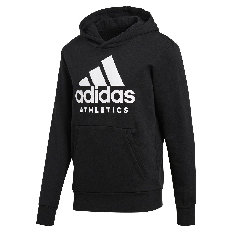 0a8e157900299 CLÁSICO deportivo S M L XL Adidas ESSENTIALS ID suéter con capucha negro  hombres SPORT