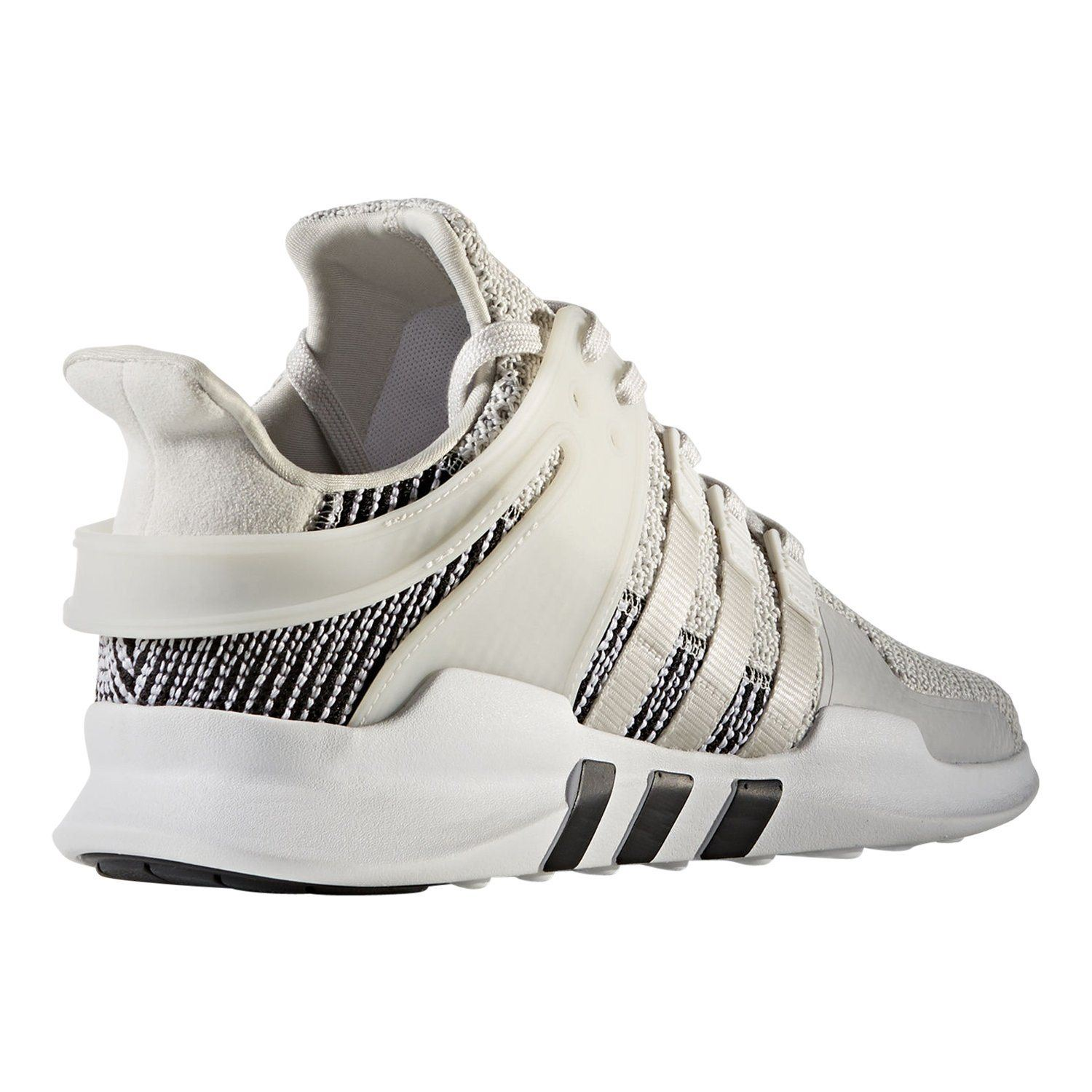 ed319a76893d adidas MEN S EQT SUPPORT ADV TRAINERS WHITE SHOES SNEAKERS RUNNING 3  STRIPES GYM
