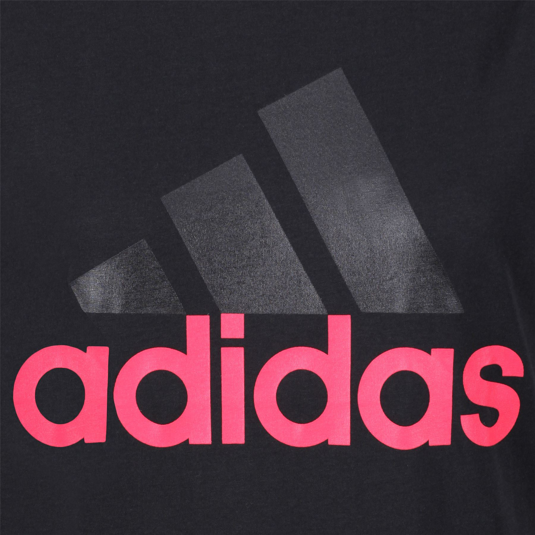 adidas-WOMEN-039-S-ESSENTIALS-LINEAR-T-SHIRT-GYM-BLACK-PINK-WHITE-NAVY-GIRLS-LADIES thumbnail 11