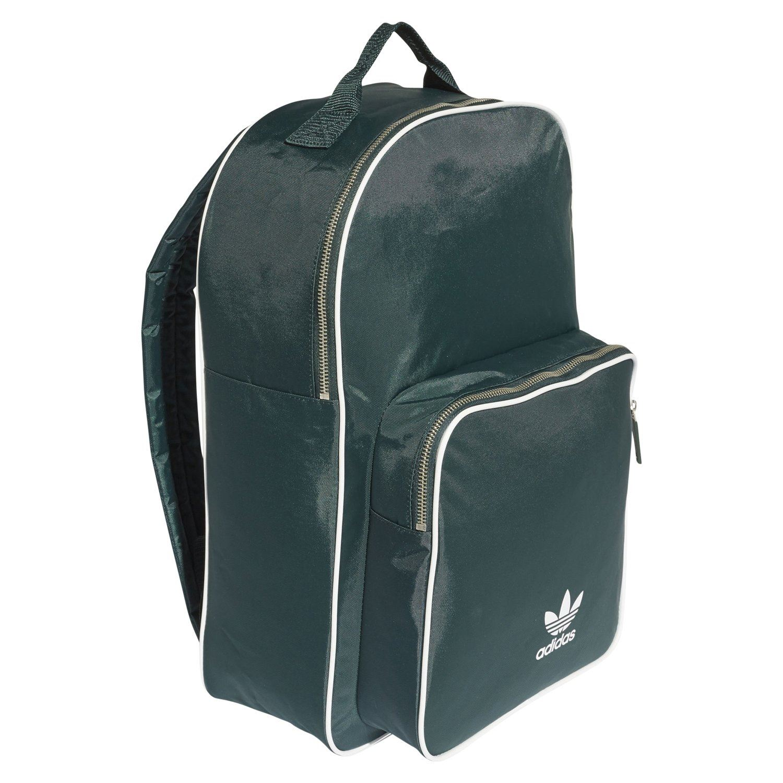 Adidas ORIGINALS ADICOLOR TREFOIL Rucksack GREEN BAG COLLEGE UNIVERSITY  RETRO 669323d9a68b2
