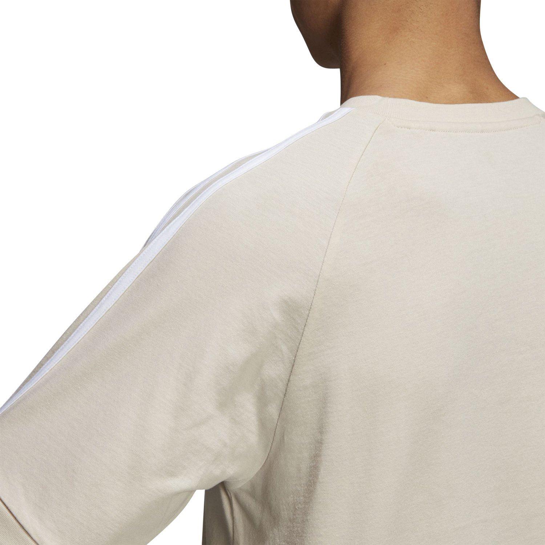 adidas ORIGINALS MEN/'S ADICOLOR CALIFORNIA T-SHIRT TEE BEIGE TREFOIL CLFN NEW