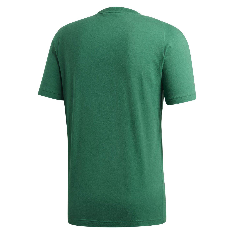 Détails sur Adidas Essentials HOMME Sport Id T Shirt Vert T Shirt Col Rond Été 90s Gym